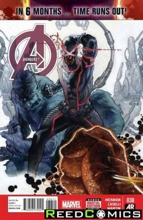 Avengers Volume 5 #38