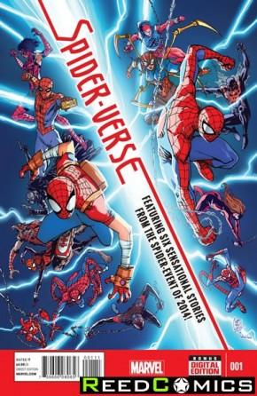 Spiderverse #1 (1st Print)