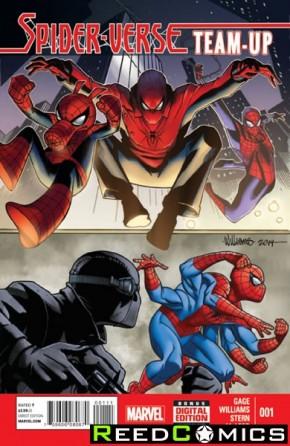 Spiderverse Team Up #1