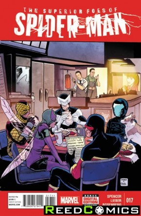 Superior Foes of Spiderman #17