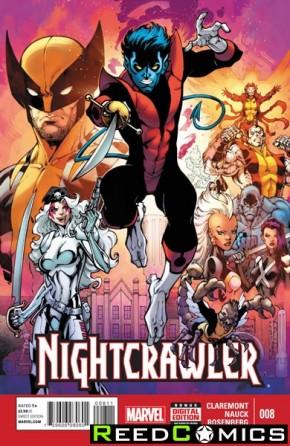 Nightcrawler Volume 4 #8