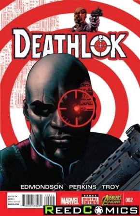 Deathlok Volume 5 #2