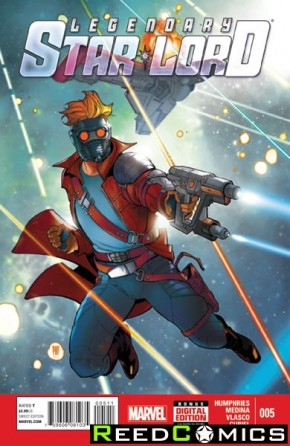 Legendary Star Lord #5