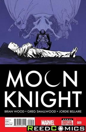 Moon Knight Volume 7 #9