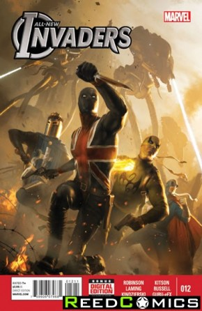 All New Invaders #12