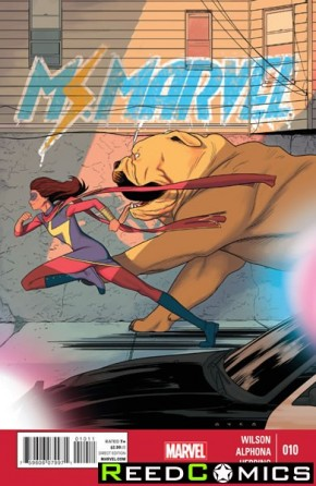 Ms Marvel Volume 3 #10