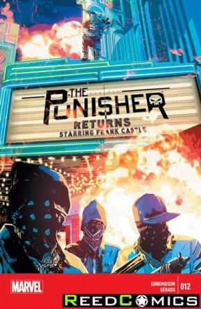 Punisher Volume 9 #12