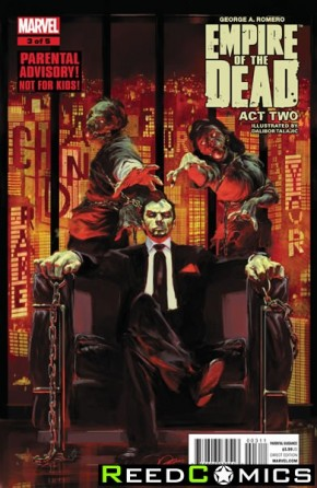 George Romeros Empire of the Dead Act Two #3