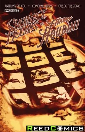 Holmes vs Houdini #2