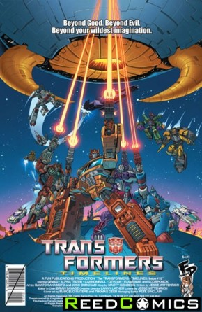 Transformers Timelines #10 Pirates vs Knights
