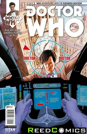 Doctor Who 11th #7