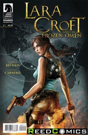 Lara Croft Frozen Omen #2
