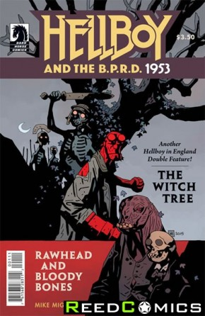 Hellboy and the BPRD 1953 Witch Tree Rawhead Bloody Bones