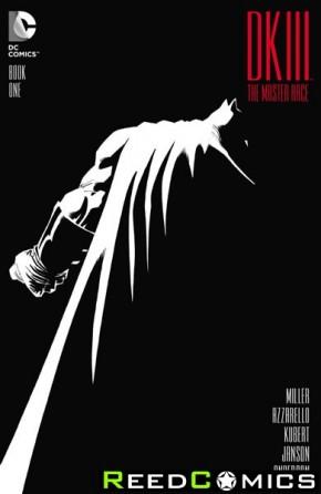 Dark Knight III Master Race #1