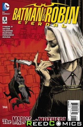 Batman and Robin Eternal #8