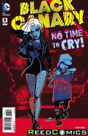 Black Canary Volume 4 #6