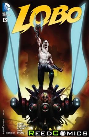 Lobo Volume 3 #12