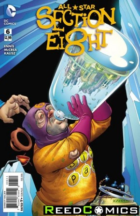 All Star Section Eight #6