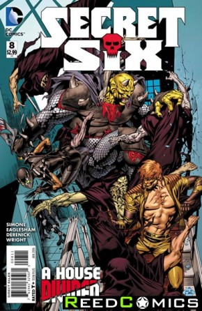 Secret Six Volume 4 #8