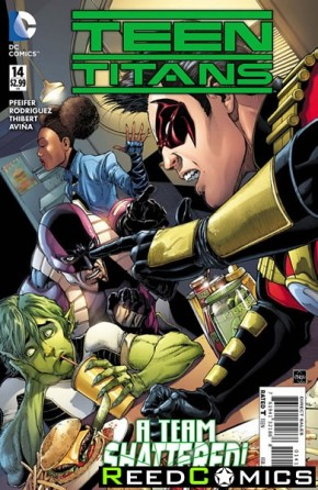 Teen Titans Volume 5 #14