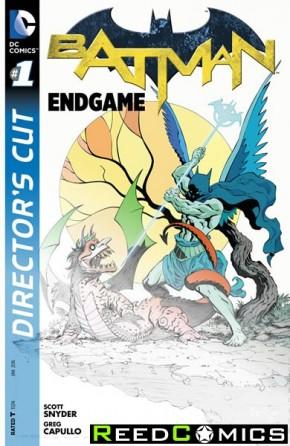 Batman Endgame Directors Cut #1