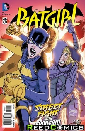 Batgirl Volume 4 #46