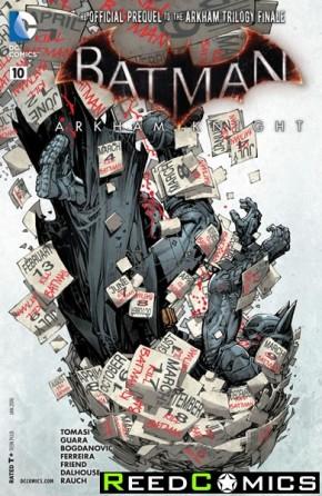 Batman Arkham Knight #10