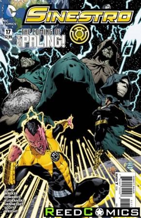 Sinestro #17