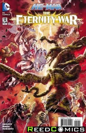 He Man The Eternity War #12