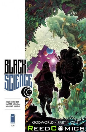 Black Science #17