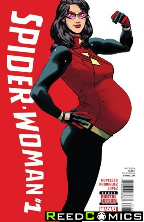 Spiderwoman Volume 6 #1