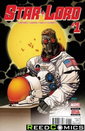Star Lord Volume 2 #1