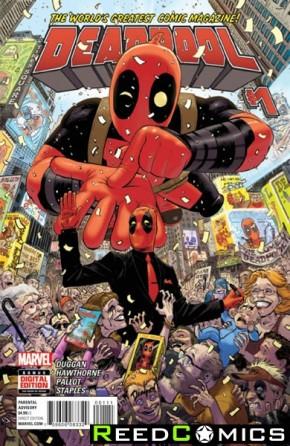 Deadpool Volume 5 #1