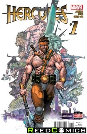 Hercules Volume 4 #1