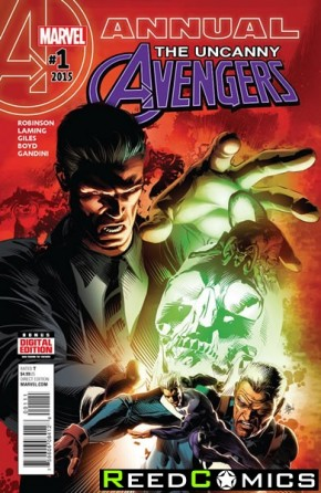 Uncanny Avengers Volume 3 Annual #1