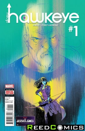 All New Hawkeye Volume 2 #1