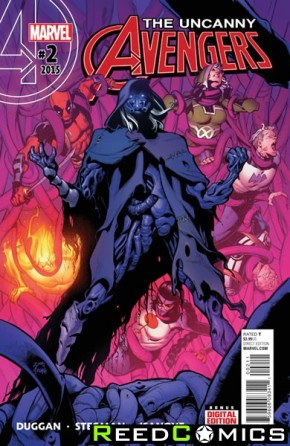 Uncanny Avengers Volume 3 #2