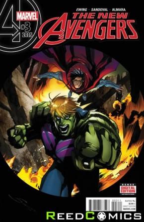 New Avengers Volume 4 #3