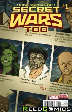 Secret Wars Too #1