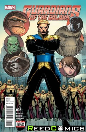 Guardians of the Galaxy Volume 4 #2