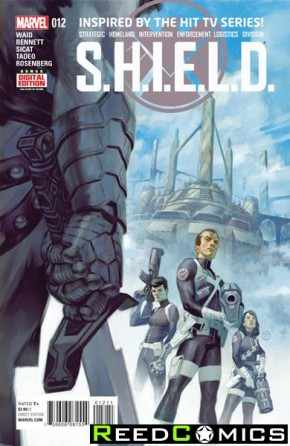 SHIELD Volume 4 #12