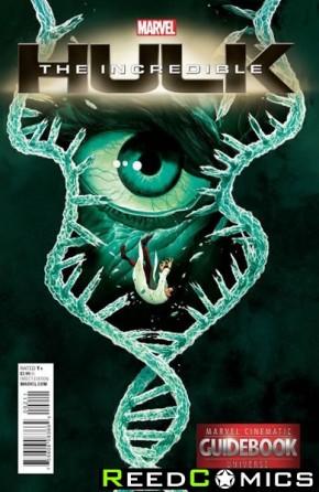 Guidebook Marvel Cinematic Universe Incredible Hulk Iron Man #2