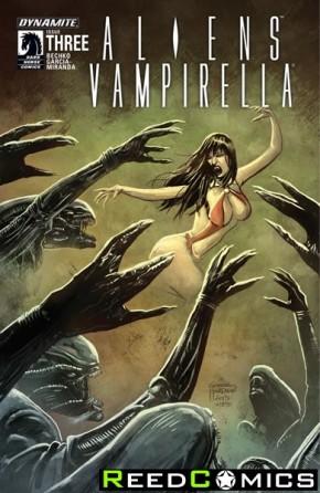 Aliens Vampirella #3