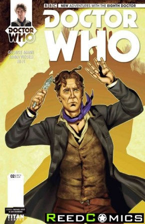 Doctor Who 8th #2