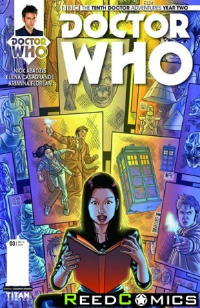 Doctor Who 10th Year Two #3