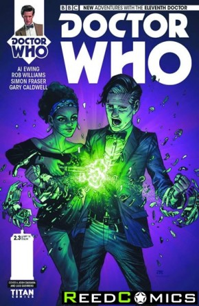 Doctor Who 11th Year Two #3