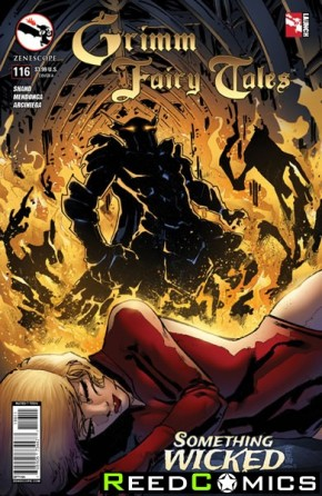 Grimm Fairy Tales #116