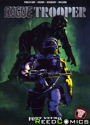 Rogue Trooper Volume 2 Fort Neuro Graphic Novel