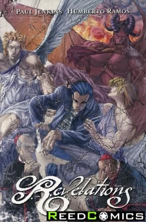 Revelations Graphic Novel