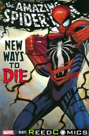Amazing Spiderman New Ways to Die Graphic Novel